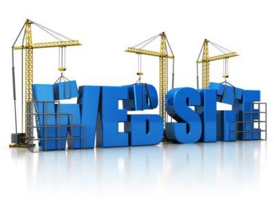 Pracujeme na novém webu